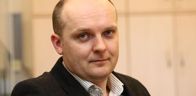 Łukasz Wilkowicz, redaktor Dziennika Gazety Prawnej