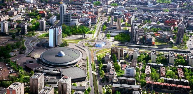 Katowice, które kiedyś były ośrodkiem przemysłowym, są dziś liderem procesów transformacji