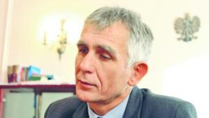 Maciej Grabowski, wiceminister finansów. Fot. Wojtek Górski