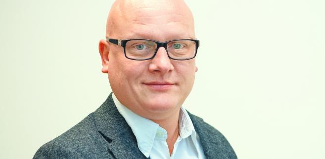 Sławomir Wikariak, dziennikarz Gazety Prawnej