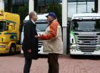 Weekend w tirze: Protest <strong>kierowców</strong> <strong>ciężarówek</strong> w Warszawie