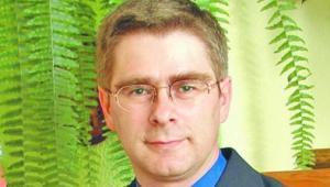 Wojciech Serafiński, doradca podatkowy prowadzący własną kancelarię