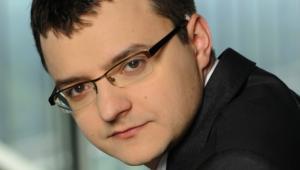 Sebastian Ponikowski, radca prawny z kancelarii Baker & McKenzie