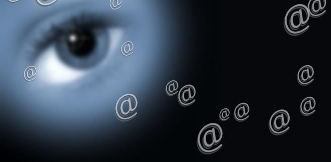 Inwigilacja poczty elektronicznej