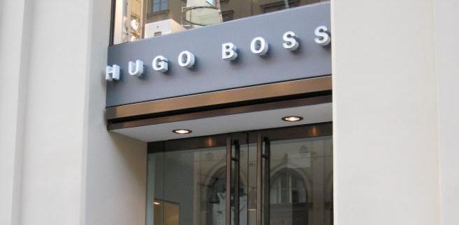 Hugo Boss - sklep firmowy w München