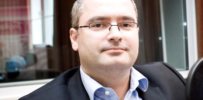 Tomasz Suchański, dyrektor generalny sieci Biedronka, Jeronimo Martins Polska. (12)