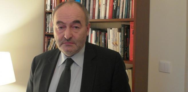 Krzysztof Stępiński, adwokat.