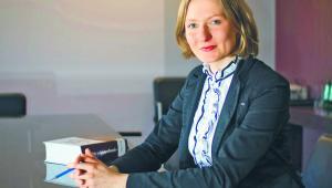 Aleksandra Baliga prawnik Kancelarii Radców Prawnych Oleś & Rodzynkiewicz