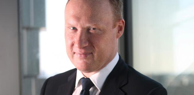 Michał Karwacki, adwokat.