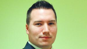 Karol Janusz, konsultant w dziale podatkowym Mazars Audyt