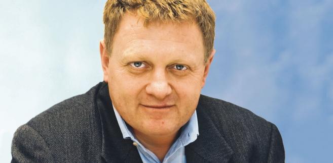 20 lat DGP Tomasz Wróblewski