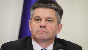Jacek Kapica, wiceminister finansów, szef Służby Celnej