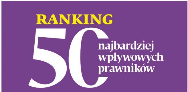 50 najbardziej wpływowych prawników