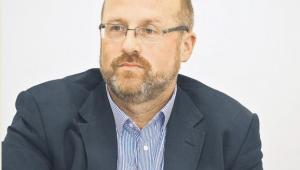 Łukasz Bojarski, prezes INPRIS, były członek KRS powołany przez prezydenta (IX 2010 - IX 2015)/ fot. Wojtek Górski