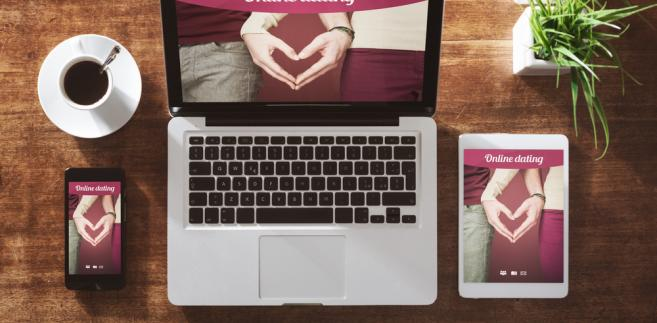internet, komputer, randki