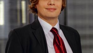 Paweł Tendera menedżer zespołu technicznego MSSF w Deloitte
