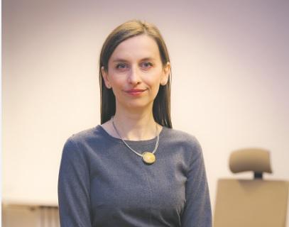 Sylwia Spurek / fot. Wojtek Górski