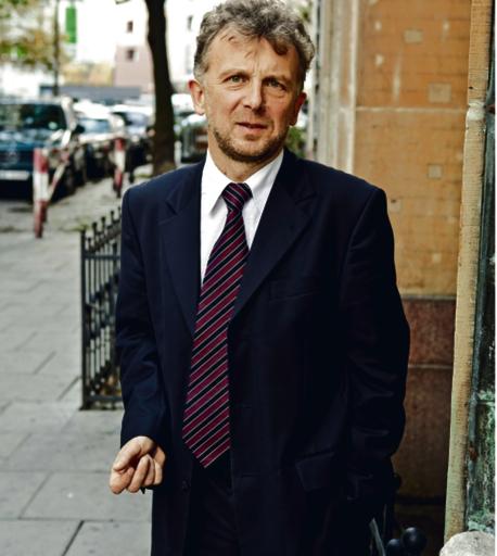 Prof. Ireneusz Kamiński, sędzia ad hoc Europejskiego Trybunału Praw Człowieka, ekspert Helsińskiej Fundacji Praw Człowieka