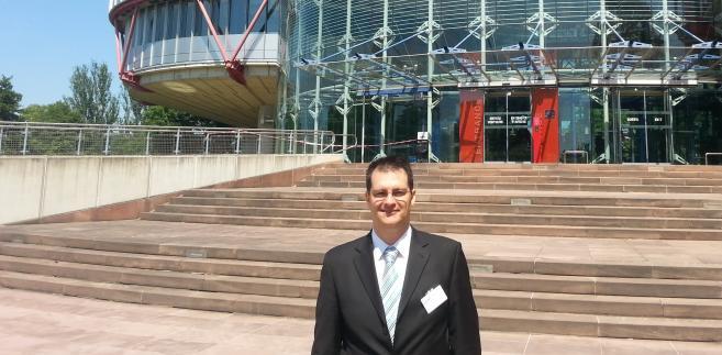 András Cech, pełnomocnik grupy węgierskich sędziów, w tym byłego prezesa Sądu Najwyższego, którzy zostali pozbawieni funkcji przez rządzącą ekipę Viktora Orbána