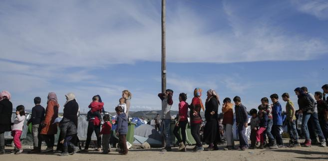 Turcja: Nie przyjmiemy migrantów, którzy już są w Grecji