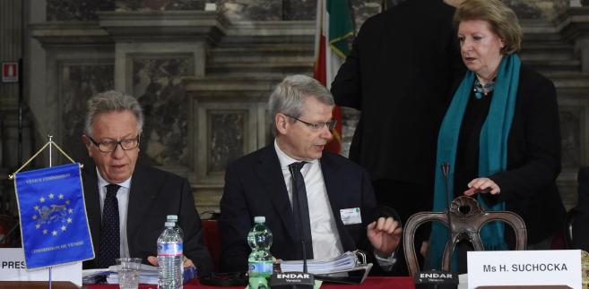Komisja Wenecka przyjęła opinię nt. TK z poprawkami