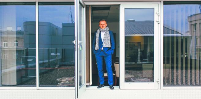 Bartosz Marczuk, wiceminister rodziny, pracy i polityki społecznej. Fot. Maksymilian Rigamonti