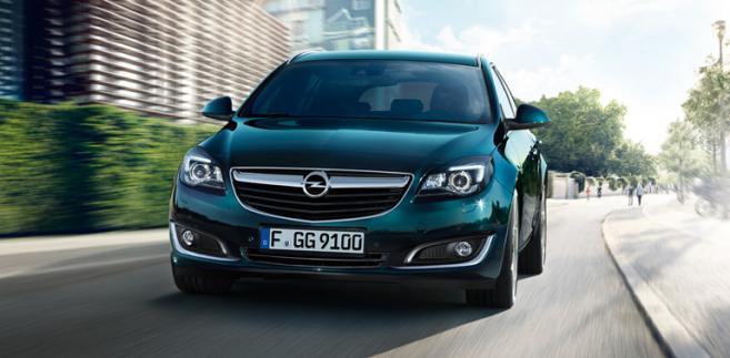 Opel Insignia z systemem OnStar. Poznaj nowego partnera w biznesie