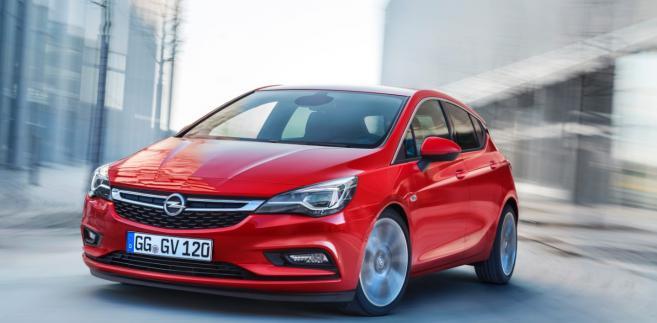 Nowy Opel Astra z systemem OnStar: Idealny partner w firmie i w życiu