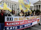 """Obniżka emerytur i podwyżka podatków. Grecy mówią """"NIE"""" nowym oszczędnościom"""