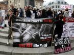 Warszawa: Protest przeciw ubojowi i wywozowi polskich koni na rzeź