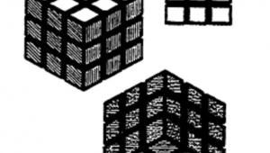 Zarejestrowany unijny znak towarowy przedstawiający kostkę Rubika