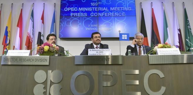W Wiedniu OPEC zakończył czwartkowe posiedzenie niczym - podają maklerzy.