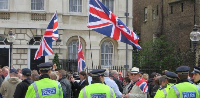 """Amerykański prezydent zapowiedział, że potępi """"Rosję czy ktokolwiek by to był"""", jeśli zgodzi się z brytyjskimi ustaleniami dotyczącymi tego, kto stał za atakiem w Wielkiej Brytanii."""