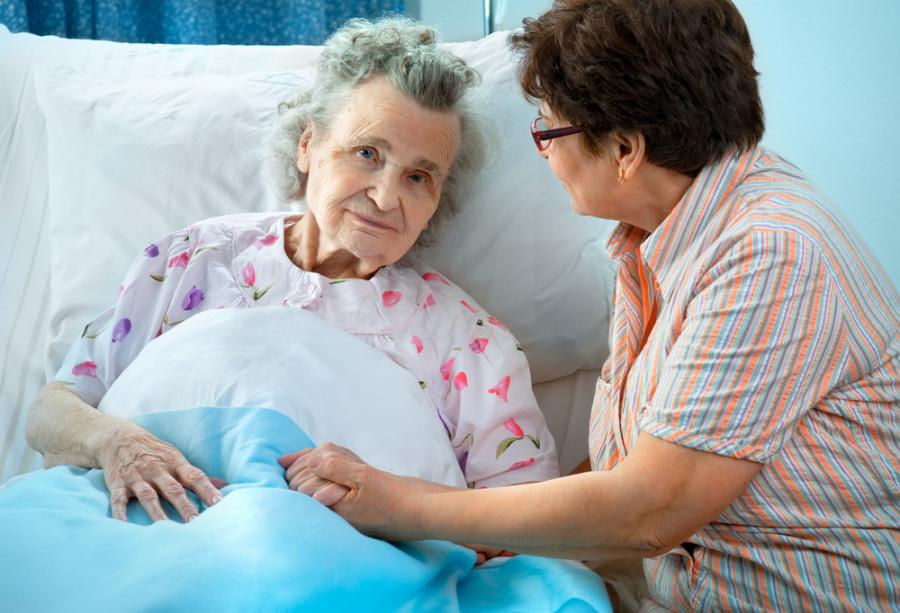 teściowa opieka senior