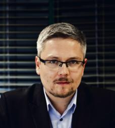 Michał Szpakowski, adwokat, członek Okręgowej Rady Adwokackiej w Warszawie