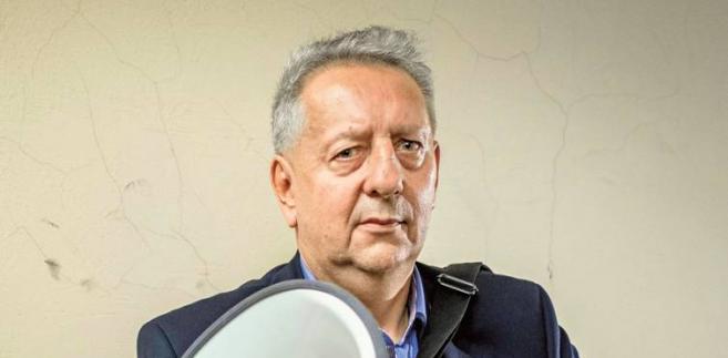 Wacław Czerkawski ur. 1954 r., wieloletni wiceprzewodniczący Związku Zawodowego Górników w Polsce, wcześniej pracował jako górnik w nieistniejącej już kopalni Jowisz w Wojkowicach. Był też spikerem na stadionie Górnika Wojkowice. Współorganizuje m.in. Zespół Trójstronny ds. Bezpieczeństwa Socjalnego Górników fot. Tomasz Jodłowski
