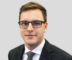 Kamil Pierścionek, ekspert podatkowy w zespole ds. postępowań podatkowych i sądowych w KPMG w Polsce