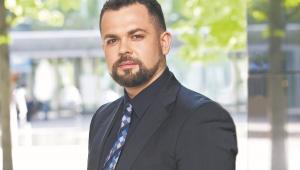 Michał Chodkowski / fot. Andrzej Tyszko