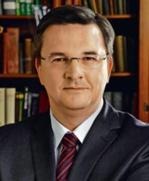 Rafał Dębowski adwokat, sekretarz NRA