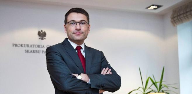 Leszek Bosek, prezes Prokuratorii Generalnej