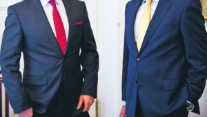 Prof. dr hab. Maciej Gutowski, adwokat, dziekan ORA w Poznaniu i prof. dr hab. Piotr Kardas, adwokat, wiceprezes Naczelnej Rady Adwokackiej
