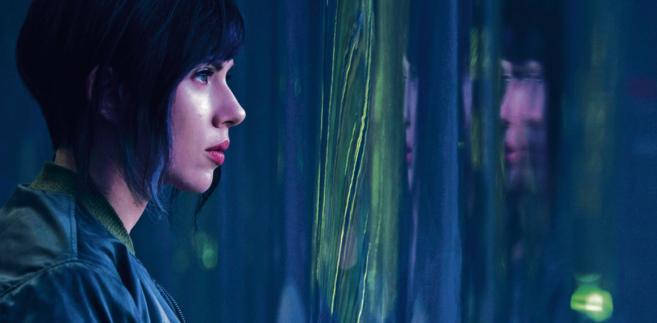 """Scarlett Johansson zagrała główną rolę w filmie """"Ghost in the Shell"""""""