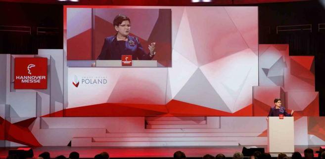 W niedzielę Hannover Messe 2017 otworzyły kanclerz Niemiec Angela Merkel oraz premier RP Beata Szydło