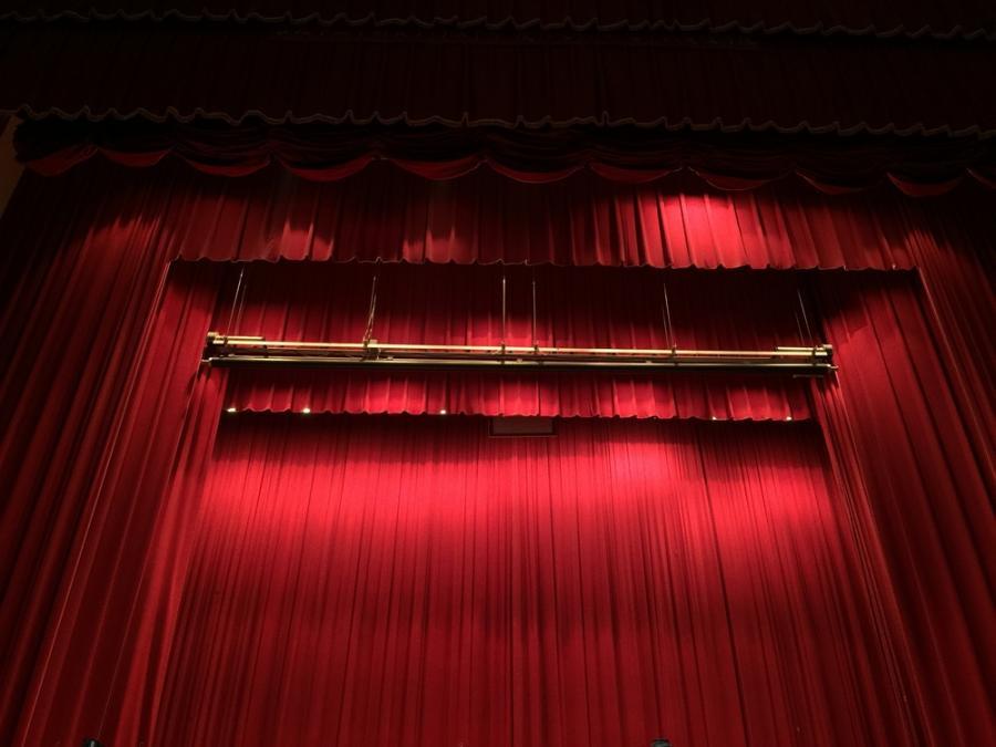 teatr, scena
