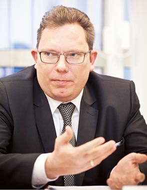 Leszek Korczak, radca prawny, wiceprezes Krajowej Rady Radców Prawnych