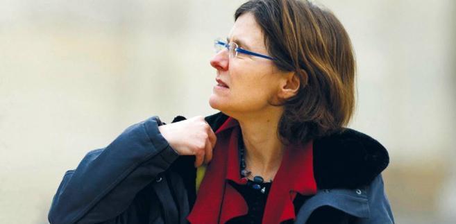 Agnes Bénassy-Quéré, szefowa Rady Ekonomicznej przy premierze Francji, członek Rady Generalnej Banku Francji