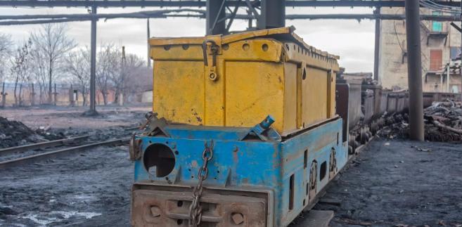 Węgiel z Donbasu