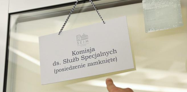 Komisja ds. służb specjalnych pozytywnie zaopiniowała kandydaturę