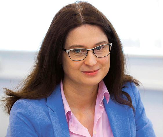 Prof. Monika Gładoch, wiceprzewodnicząca Komisji Kodyfikacyjnej Prawa Pracy, ekspert Pracodawców RP
