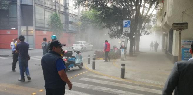 Epicentrum trzęsienia znajdowało się 37 km na północny wschód od miasta Pinotepa w stanie Oaxaca, a jego ognisko - na głębokości 24 km.